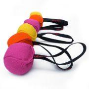 pallina-corda-doppia-arancione-morbido-tessuto