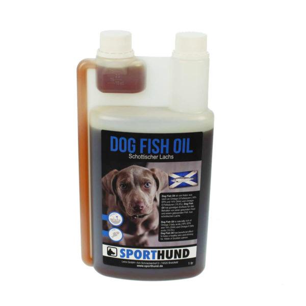 olio di salmone 500 ml