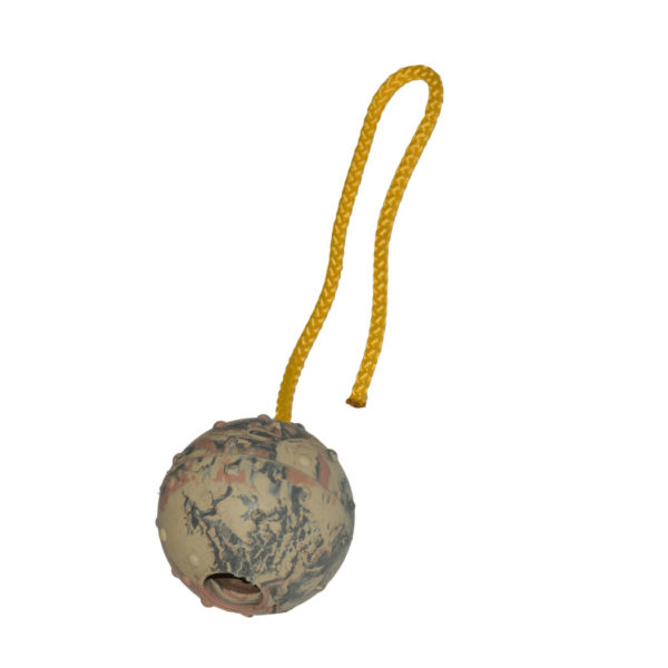 pallina HST in gomma 7 cm