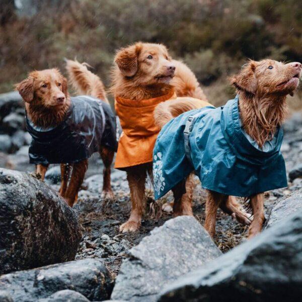 Impermeabile Hurtta Monsoon Coat (1)