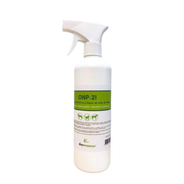 lozione spray olio di neem