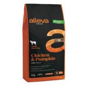 alleva natural medium pollo 12 kg